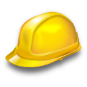 Lutz Construction Hard Hat