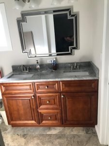 Image of Bathroom Being Remodeled in Citrus Park FL