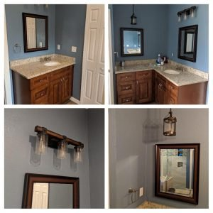 Image of a Pasco Rd Bathroom Remodeling Job