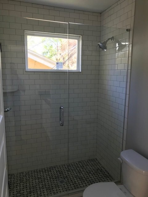 Image of a Bathroom Remodeling Job in South Tampa FL