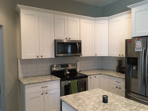 Image of a Wesley Chapel Kitchen Remodeling Job by Koster Konstruction