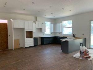 Koster Konstruction in Lutz FL Building Custom Kitchen Cabinets