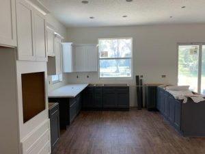 Custom Kitchen Cabinet Job by Koster Konstruction in Lutz FL